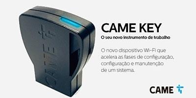 CAME KEY - Um novo instrumento de trabalho