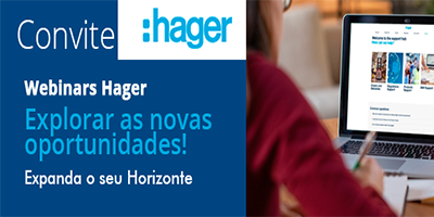WEBINARS DA HAGER